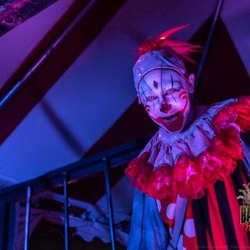 clown teeth