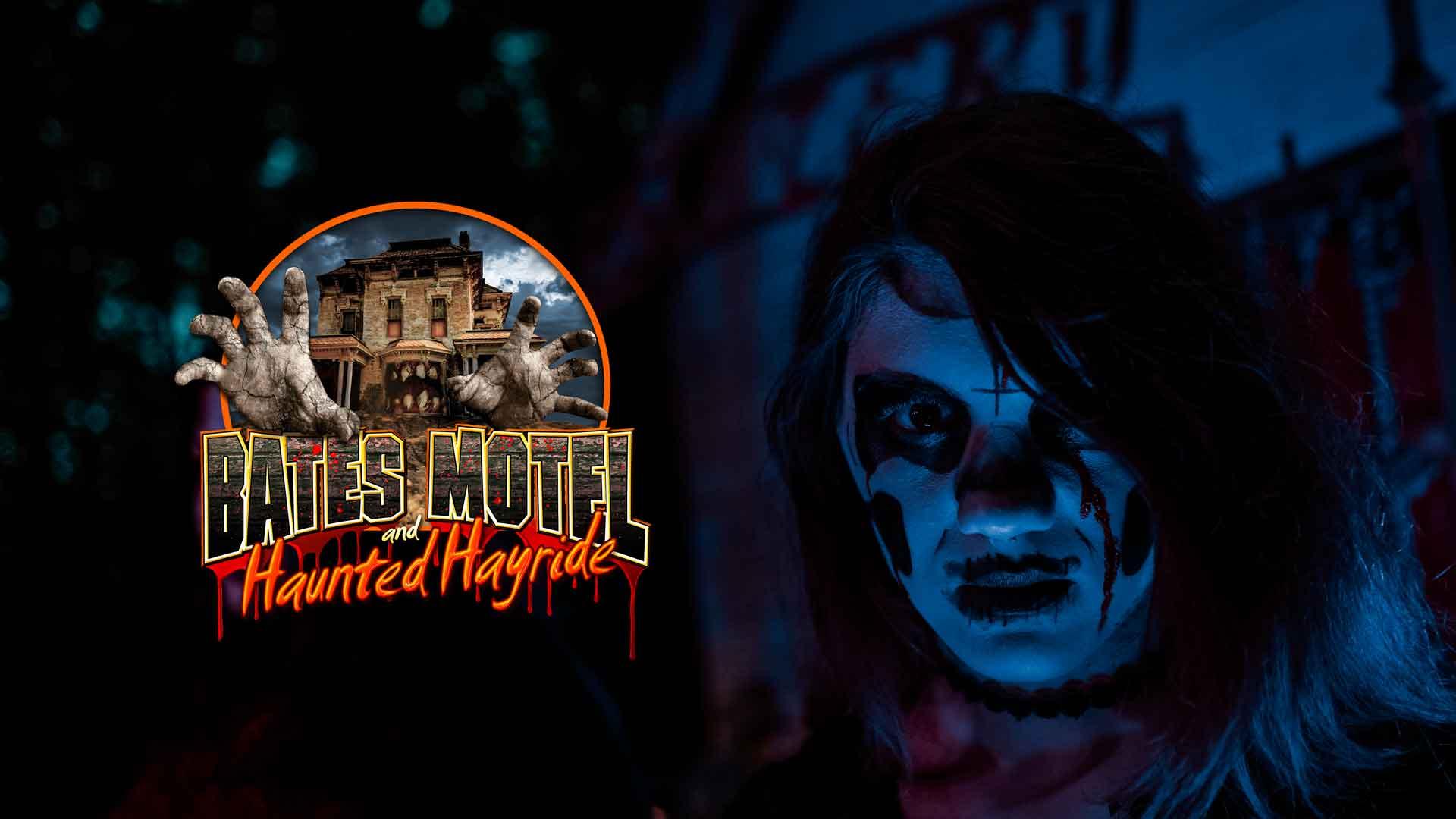 Haunted Hayride And Bates Motel Haunted House Pennsylvania